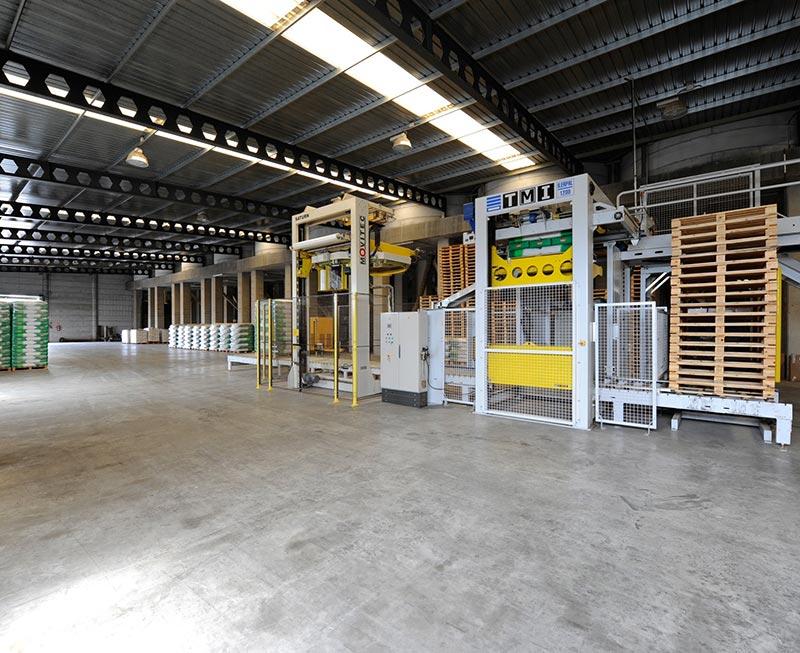 Warehouse. Grupo Venso