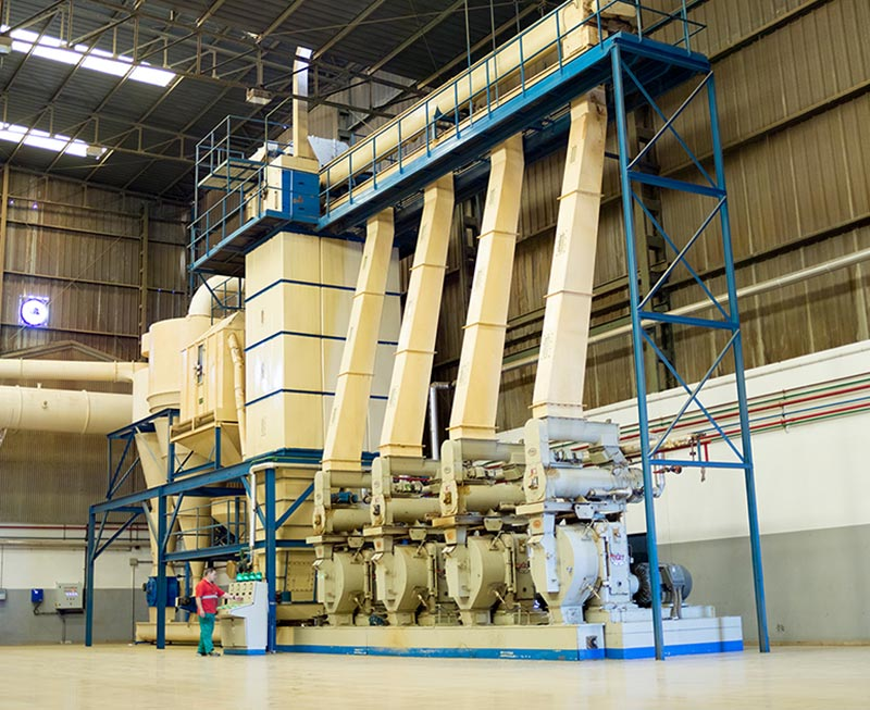 Grupo Venso Almacelles Factory.