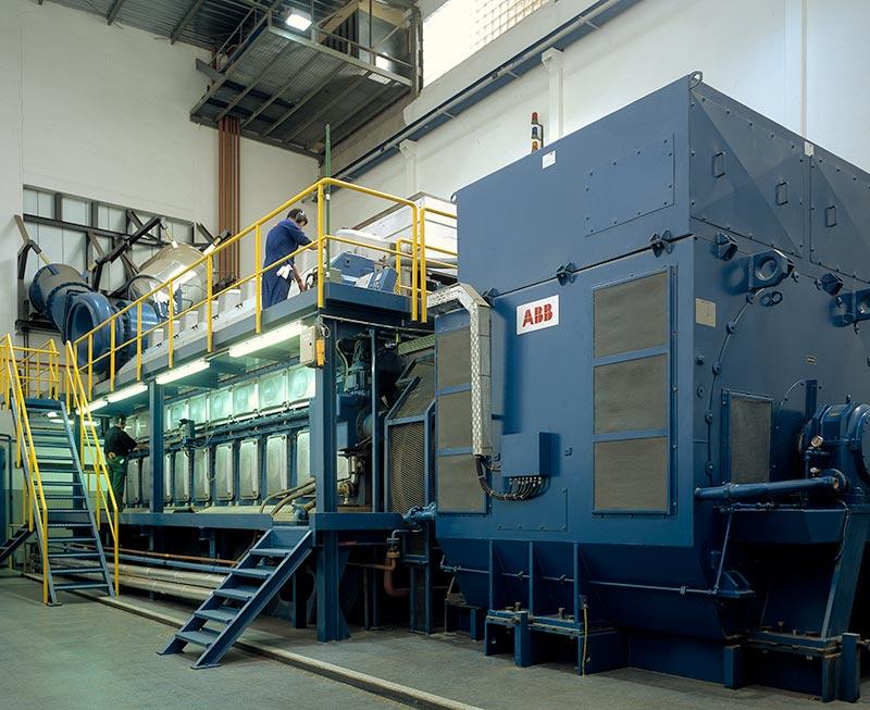 Cogeneration Motor. Grupo Venso.