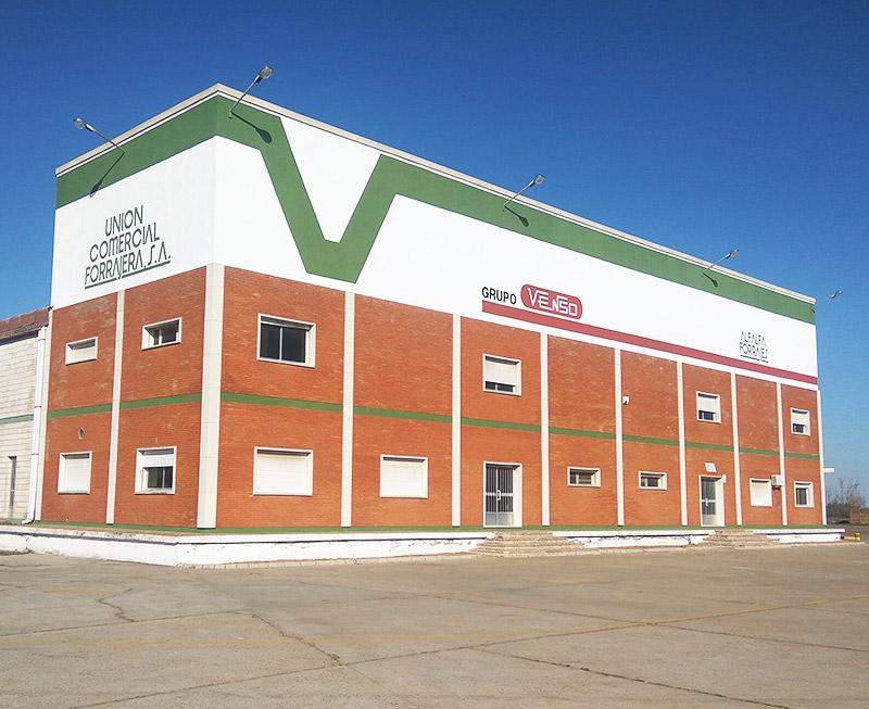 Grupo Venso. Badajoz. Unión Comercial Forrajera. Alfalfa.