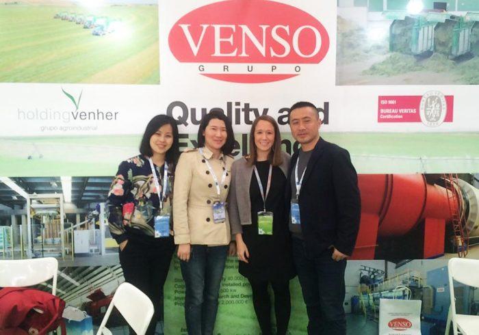 China Animal Husbandry Expo _ 2014/05